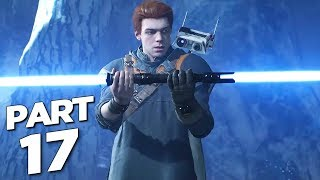 DOUBLE-BLADED LIGHTSABER in STAR WARS JEDI FALLEN ORDER Walkthrough Gameplay Part 17 (FULL GAME)