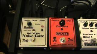 Noise Gate Mxr Clone Diy