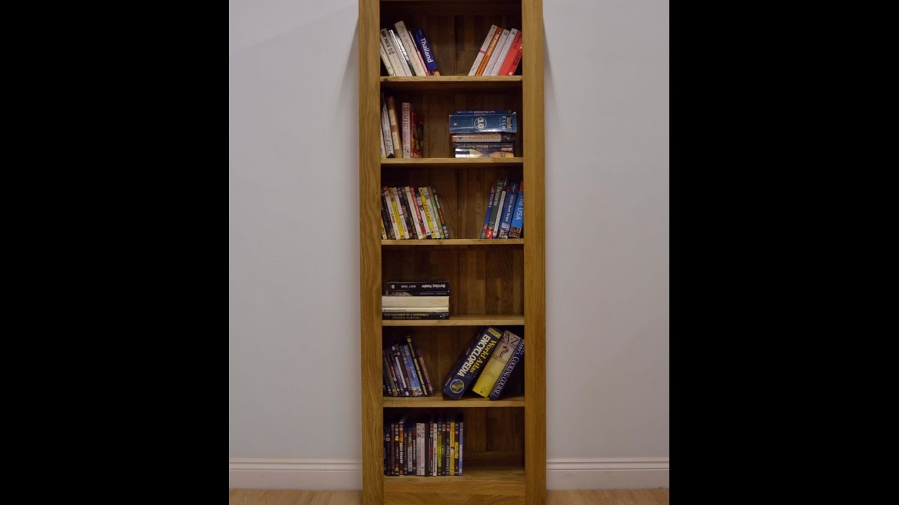 Fantastic Tall Narrow Bookcase Design Ideas Youtube