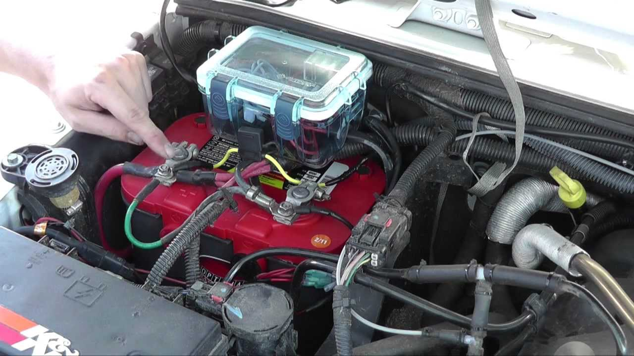 Off Road Light Wiring Made Simple The Newerejk Jeep Youtube Dome Fuse Box