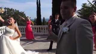 Свадебная съемка в Севастополе, Симферополе (Инставерсия)