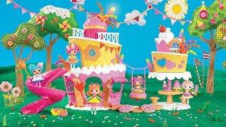 Lalaloopsy • Musical Cake • bajka po polsku