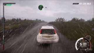 DiRT 4 - Rain Gameplay (PC HD) [1080p60FPS]