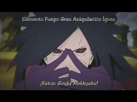 All Uchiha Clan katon jutsu