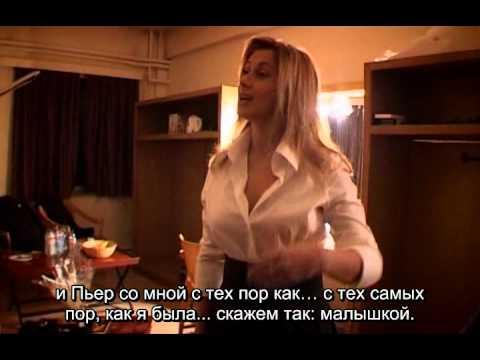 Lara Fabian - En Toute Intimite Making Of RUS SUBS.avi