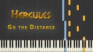 "Hercules - ""Go the Distance"" 