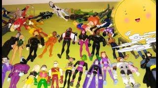 Justice League Unlimited Figure Lot & Haul *Over 30 Figures*