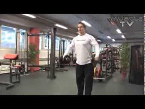Hulkin Talk & Training Show osa 9B - pystypunnerrus ja vipunostot sivulle