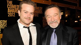 Robin Williams' Son Discusses the Trauma of His Death