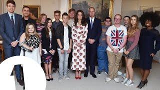 Baixar BBC Radio 1's Teen Heroes Meet The Duke and Duchess Of Cambridge
