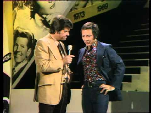Dick Clark interviews Paul Anka on The Rock and Roll Years