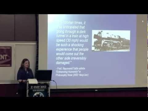 Jen Wilding - Communiquer de manière efficace au sujet d'une Économie Basée sur les Ressources
