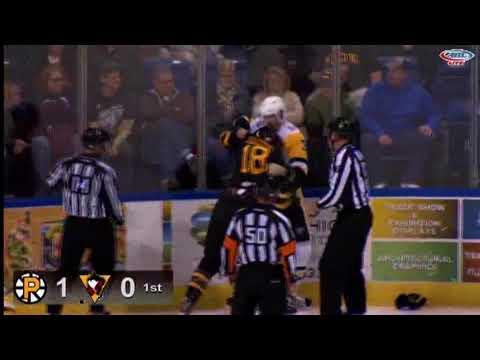 Kenny Agostino vs Andrey Pedan Nov 11, 2017
