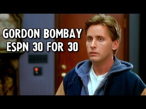 Gordon Bombay ESPN 30 for 30 Trailer