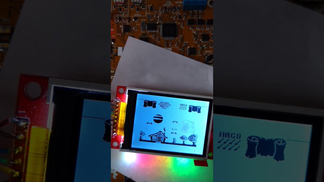 telmomoya: A multicore solution for a ZX Spectrum Emulator