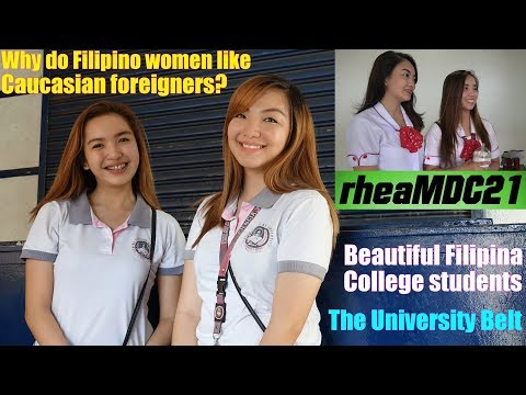 Girls of the Philippines: Why Filipinas Like Foreigners Part 2 of 2. Why Did I Go to the U.S.?