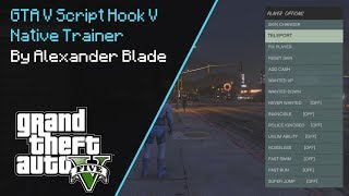 GTA 5 PC | How To Install Script Hook V + Native Trainer