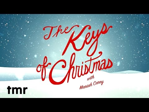 Download Youtube: The Keys Of Christmas: with Mariah Carey