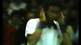 Ashe vs McEnroe Final - Master Cup 1978 - 13/13
