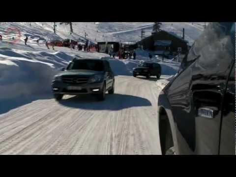 Mercedes-Benz SUV Etkinliği 2012