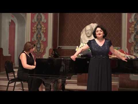 G.Rossini - L'orgia (ორგია) - Liana Kalmakhelidze