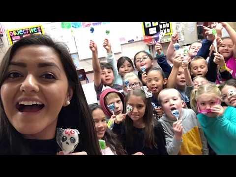 Miss Aragon's 2nd Grade Class 2018-2019