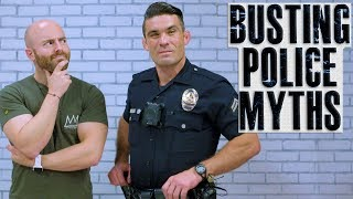Busting Police Myths with the LAPD!