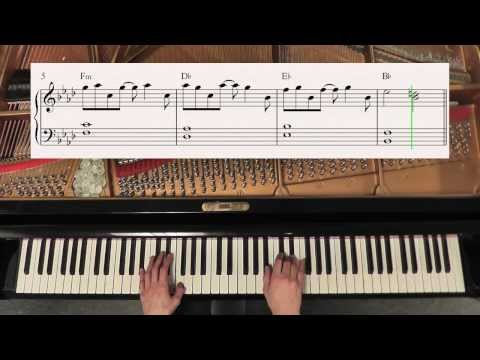 Let It Go (From Disney's Frozen) - Idina Menzel - Piano Cover Video by YourPianoCover