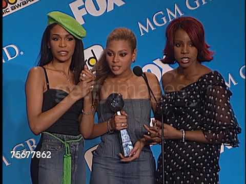 Download Destiny's Child Interview 2001
