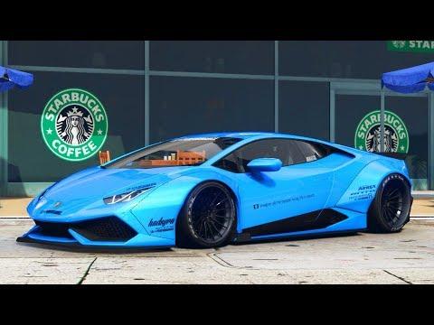 Je test vos voitures de la réalité dans GTA 5 ! #13