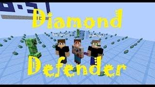 Minecraft: Diamond Defender w/ Somby & Beliar