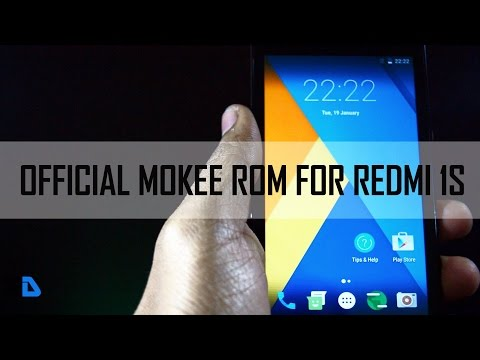 [OFFICIAL] Marshmallow Mokee Rom For Redmi 1s (HOW TO INSTALL)