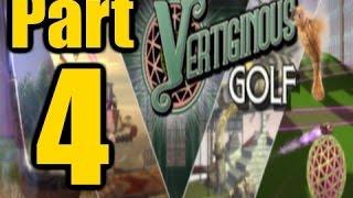 The FGN Crew Plays: Vertiginous Golf Part 4 - Sponsorship Clubs (PC)
