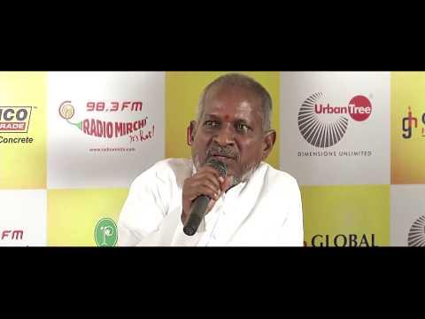 Music Maestro Ilaiyaraaja at Radio Mirchi Chennai Studios!