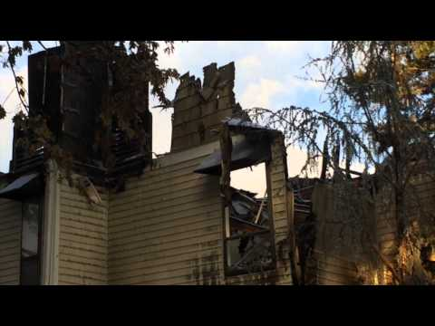 Investigation into cause of Sunflower Apartments blaze