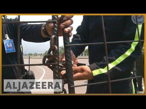 🇻🇪 With borders shut, desperate Venezuelans wait for promised aid   Al Jazeera English