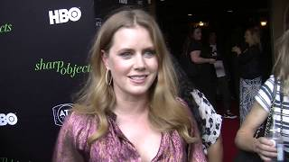 Amy Adams talks Sharp Objects on the red carpet at ATX TV Festival