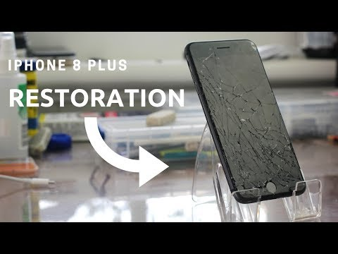 The iPhone 8 Plus Restoration