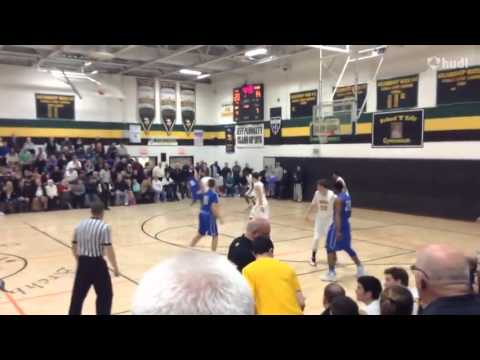 Conwell Egan Catholic High School vs  Archbishop Wood   Vincenzo Dalessandro highlights