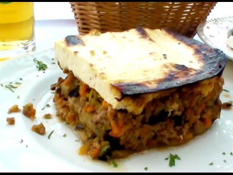 (1369)The Greek cuisine  in Thessaloniki