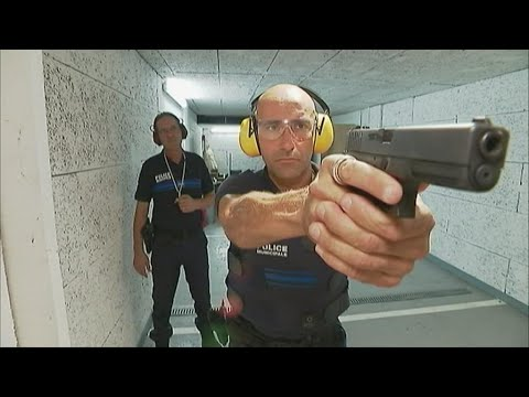 Security in France: Some local police officers now carrying pistols
