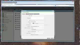 3 Admin Console Demo Novell GroupWise 2014