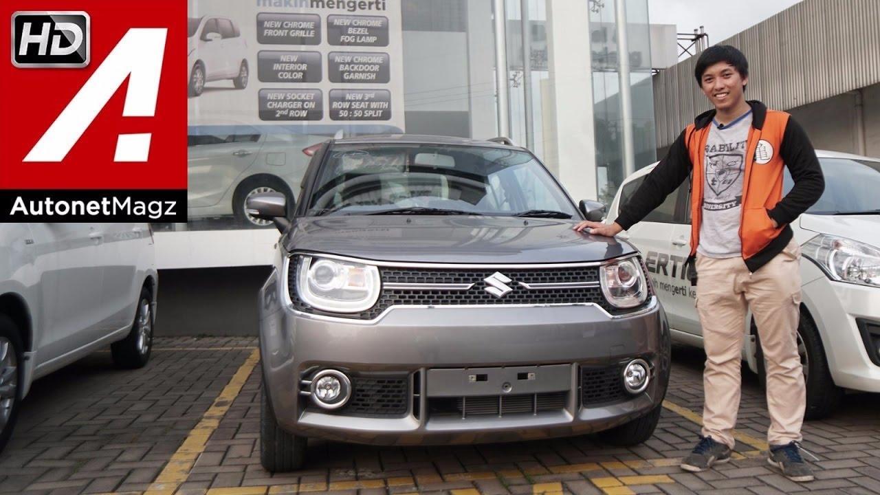 Fi Review Suzuki Ignis Indonesia Youtube
