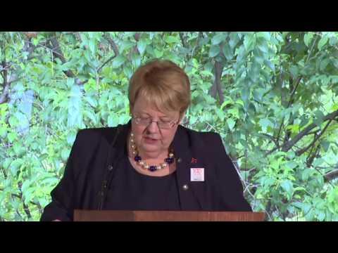UT Austin Sociology Centennial Keynote Address by Dr Teresa A Sullivan