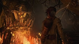 Rise of the Tomb Raider - Baba Yaga: The Temple of the Witch Trailer