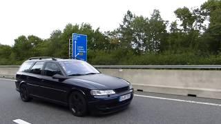 Opel Vectra B V6 Car Porn