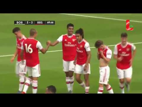 Boreham Wood 3 - 3 Arsenal (06.07.2019 // by LTV)