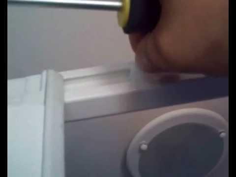 Reparacion De Mamparas De Ducha.Instrucciones Reparacion Mampara Youtube