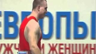 Кирику Кагул Тяжелая атлетика  Ч.E. 2011