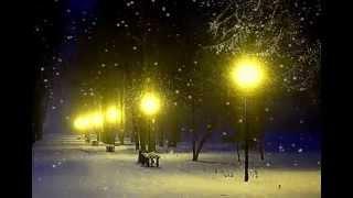 Волшебная музыка зимы   Падал снег  Очень красивая музыка! Falling snow Very beautiful music!
